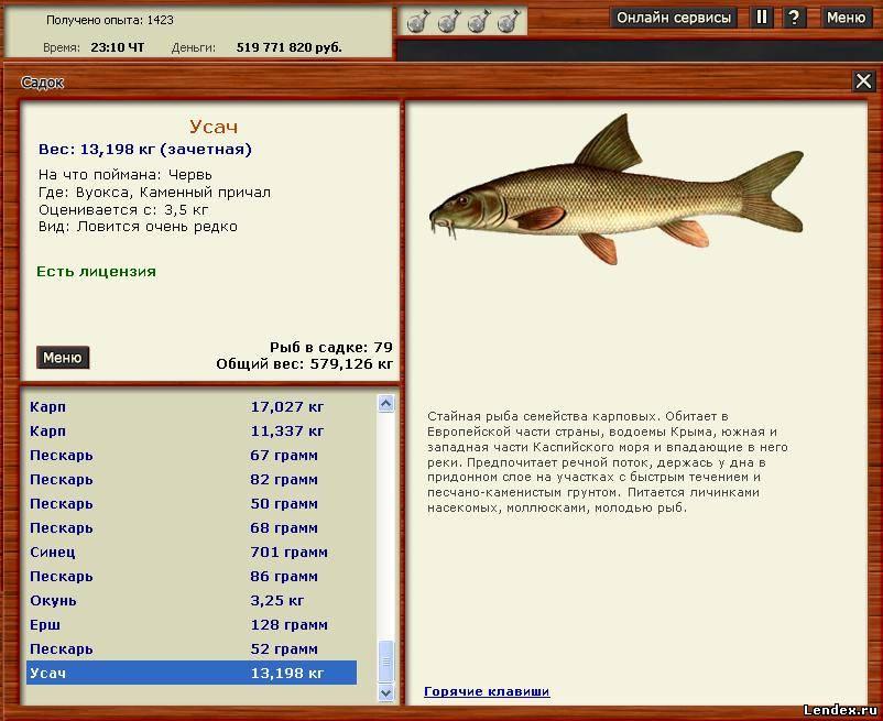 где ловится рыба в нижегородской обл