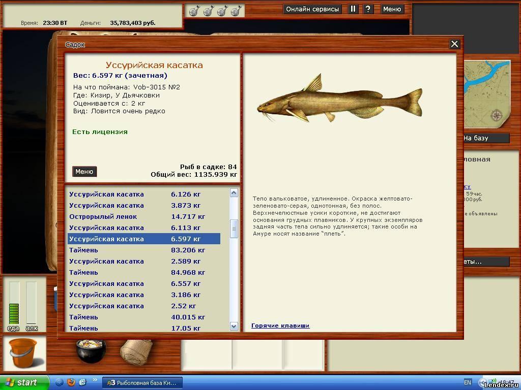 прикормка для рыбы archeage