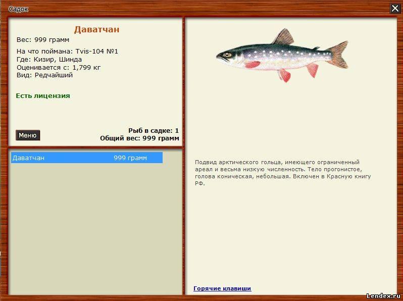 Просто рыбалка на что поймать палию