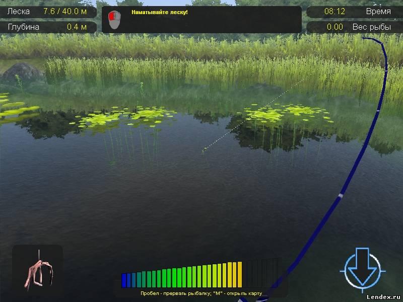 скачать игру большая рыбалка через торрент - фото 8