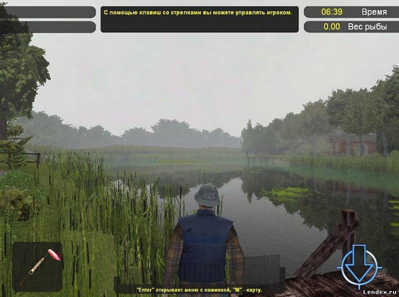 Скачать игру о рыбалке на компьютер
